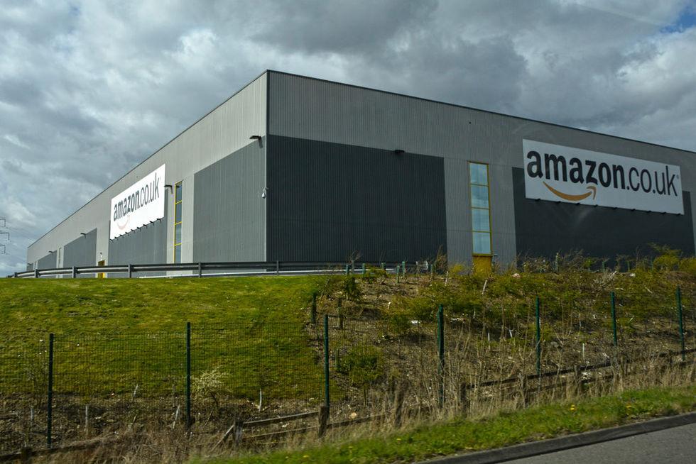 EU anser att Amazon fick felaktiga skattelättnader