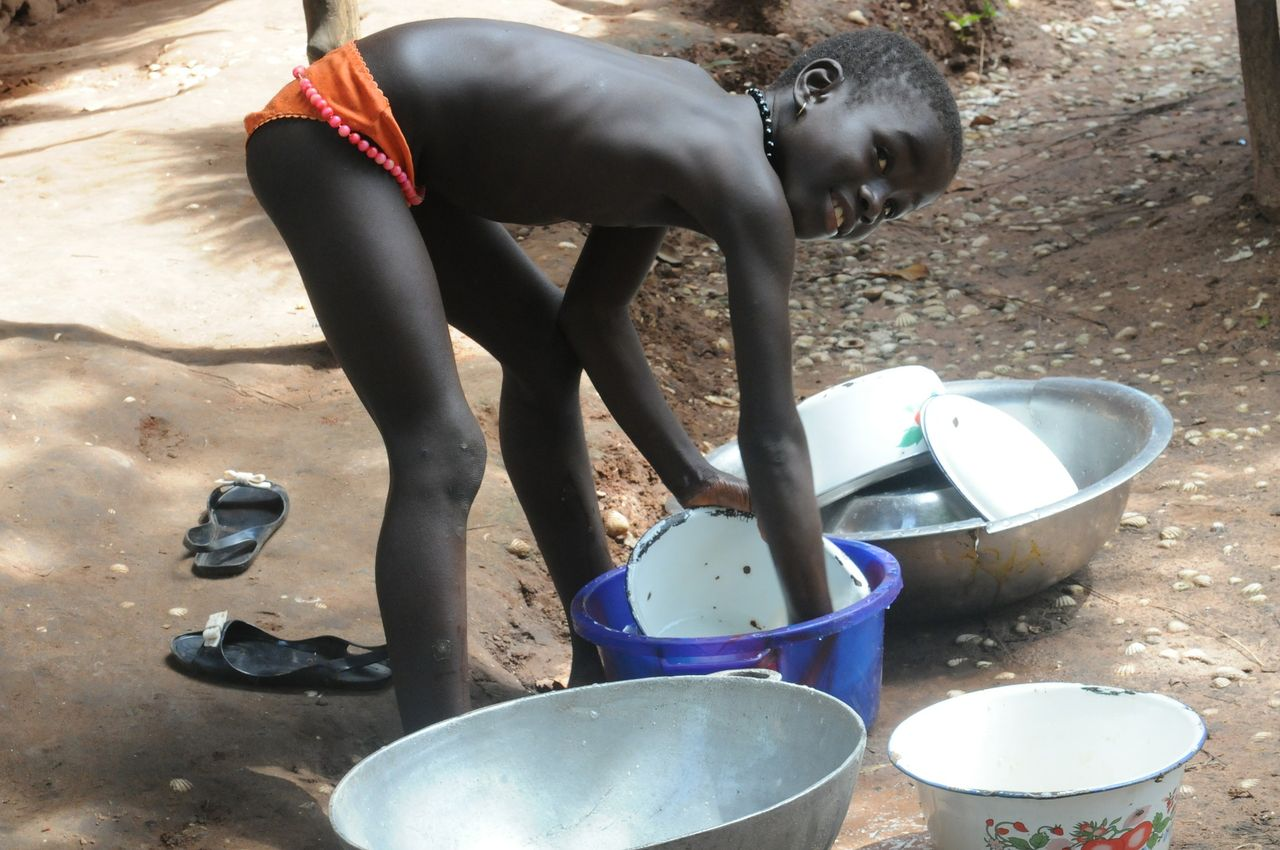 WHO startar krig mot kolera