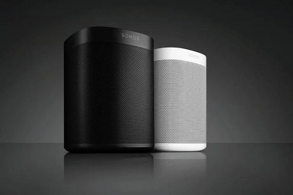 Sonos presenterar Sonos One