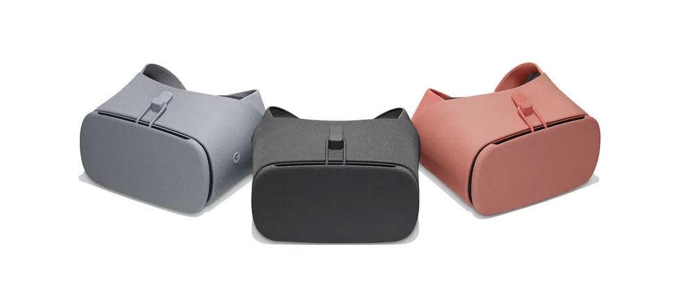 Google presenterar ny version av Daydream View