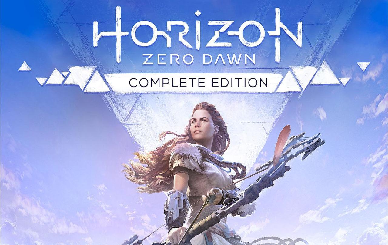 Complete Edition av Horizon Zero Dawn på gång