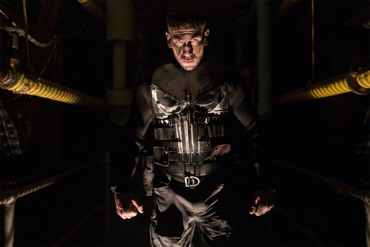 Netflix slopar Punisher-planer på New York Comic Con