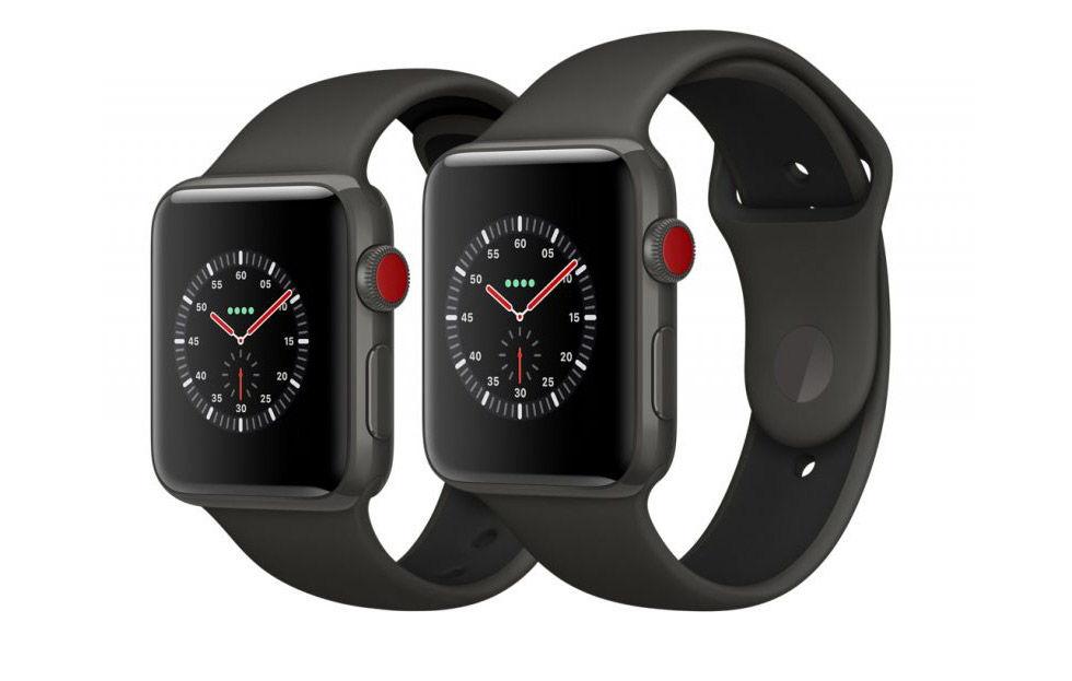 Apple släpper uppdatering till watchOS 4