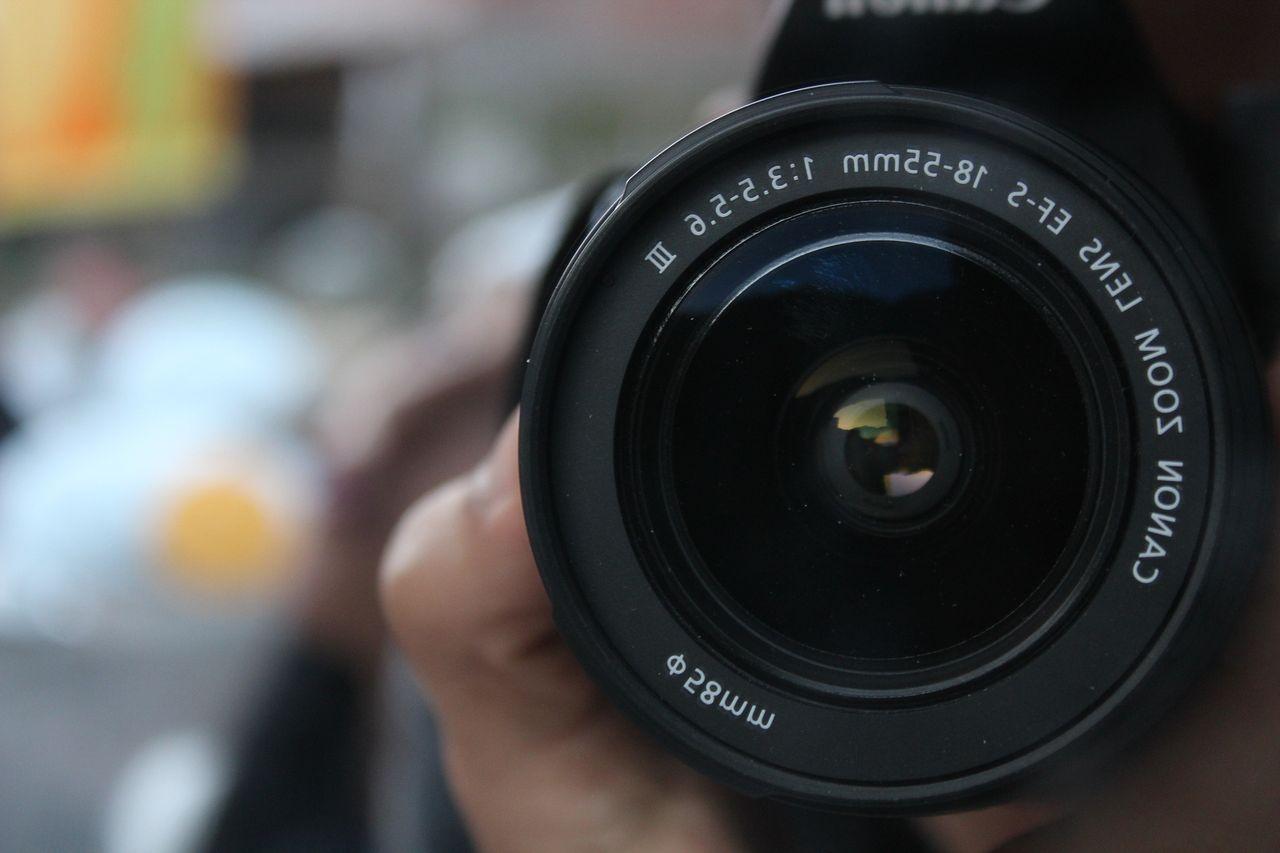 Canon kan släppa spegellös fullformatare 2018