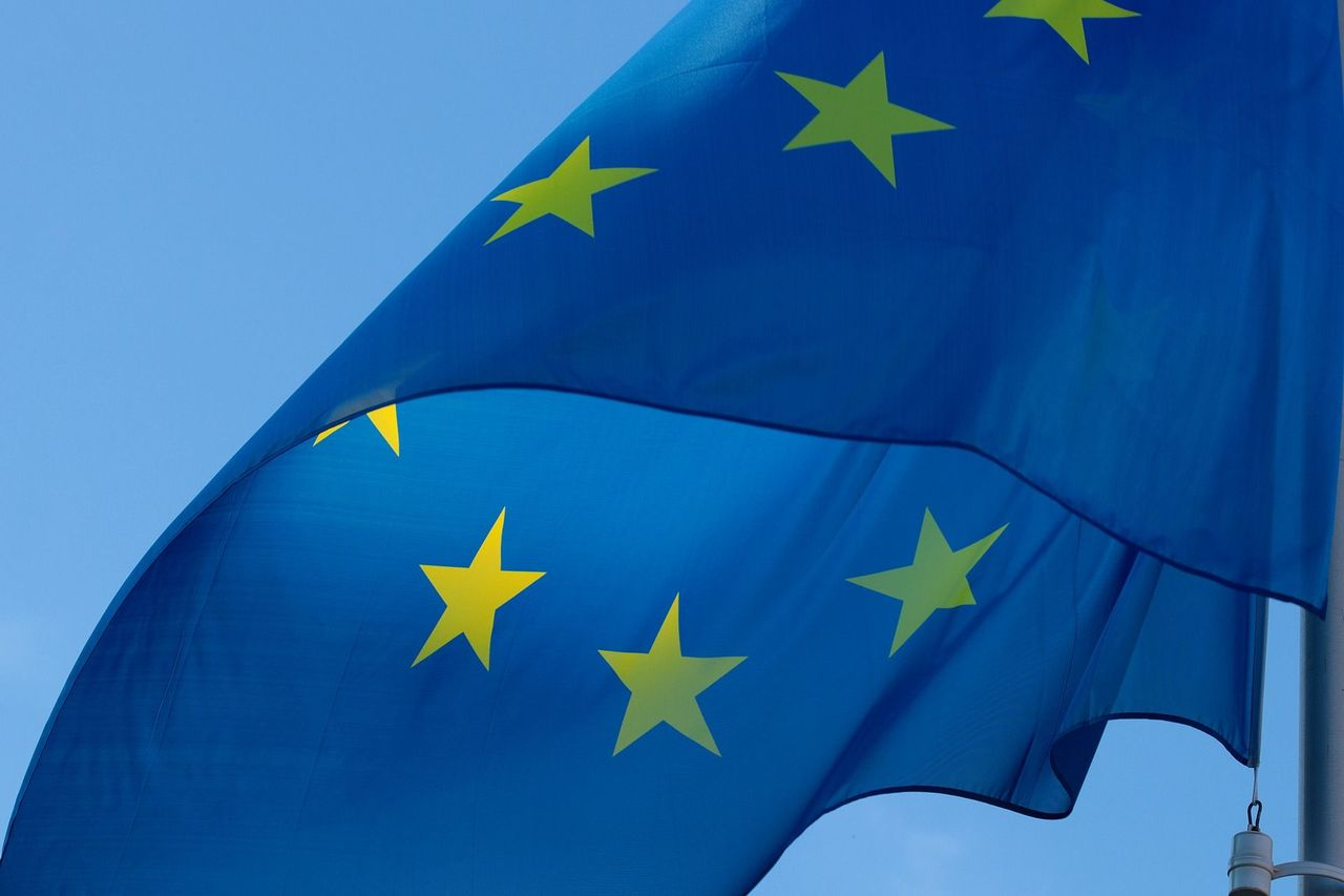 EU gjorde razzior mot europeiska banker