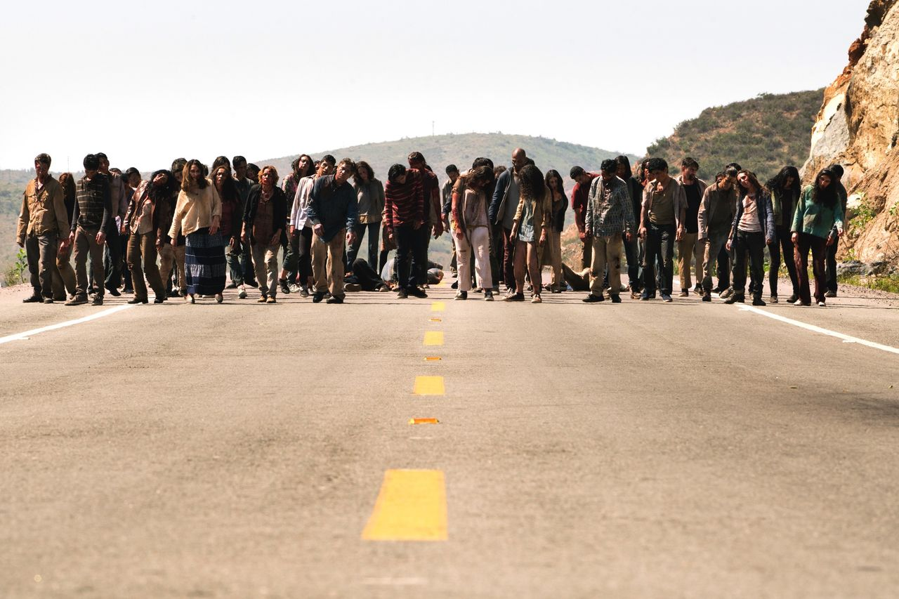 The Walking Dead och Fear the Walking dead ska mötas