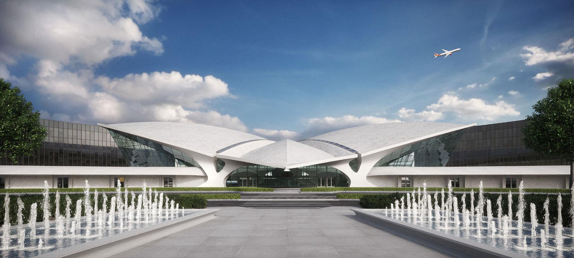 Klassisk terminal i New York byggs om till hotell