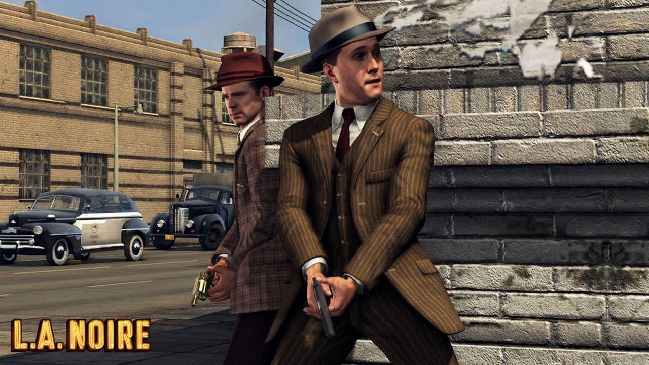 Nu går det att förhandsbeställa och ladda ner L.A. Noire