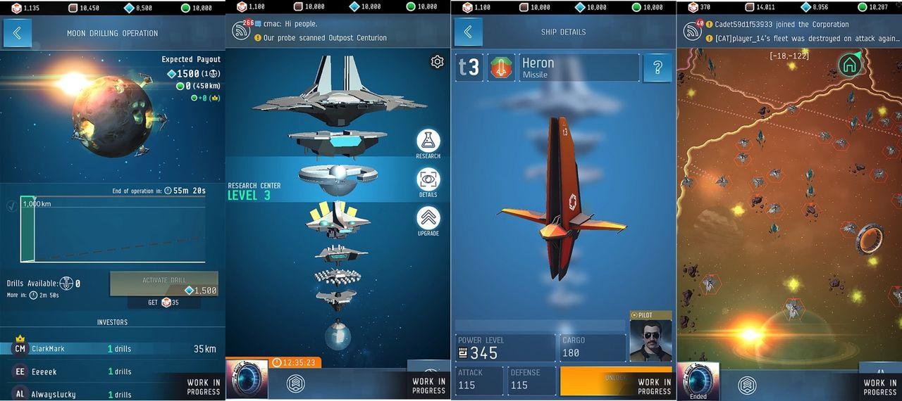 Mobilversion av Eve Online på gång