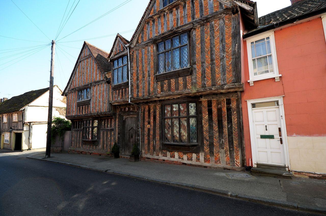 Köp huset som Harry Potters föräldrar mördades i