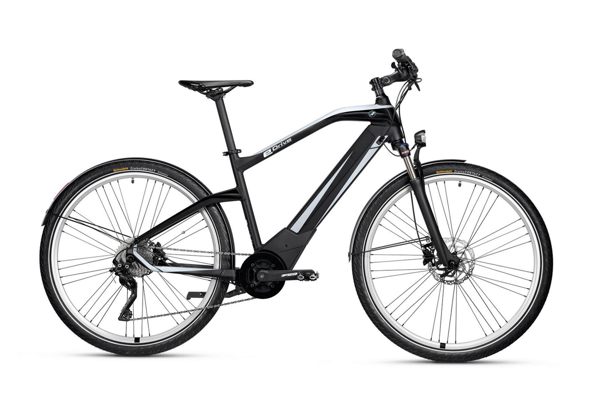 Ny elcykel från BMW