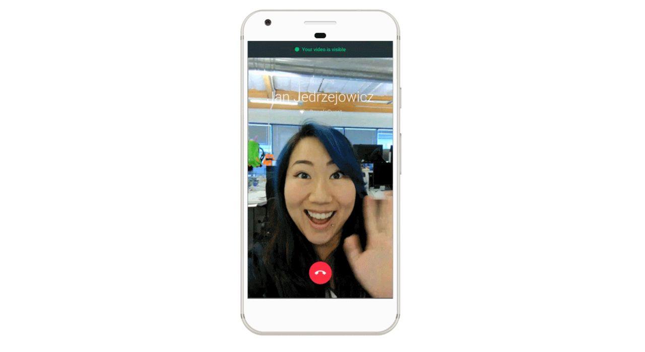 Det blir enklare att ringa videosamtal på Android