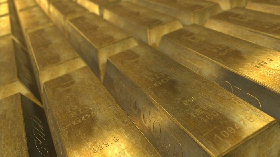 Guld och silver flödar i Schweiz avloppsvatten