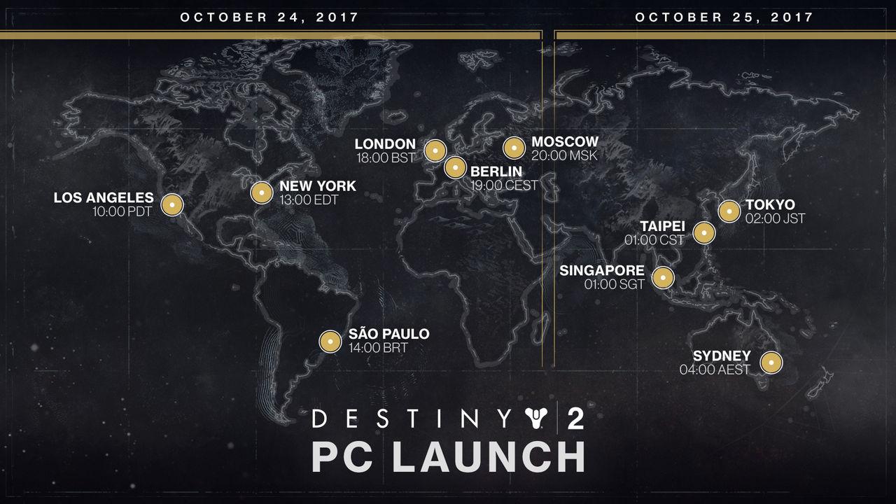 Då kommer du kunna spela Destiny 2 på PC