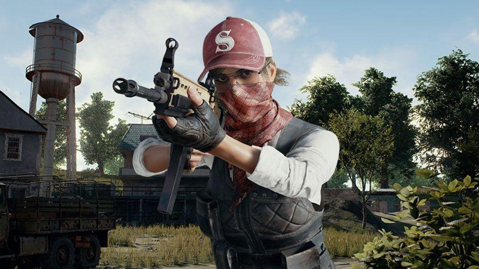 PlayerUnknown's Battlegrounds till Xbox One heter...