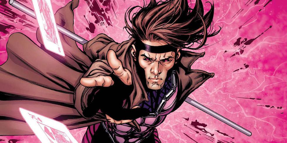 Gambit har premiär 14 februari 2019