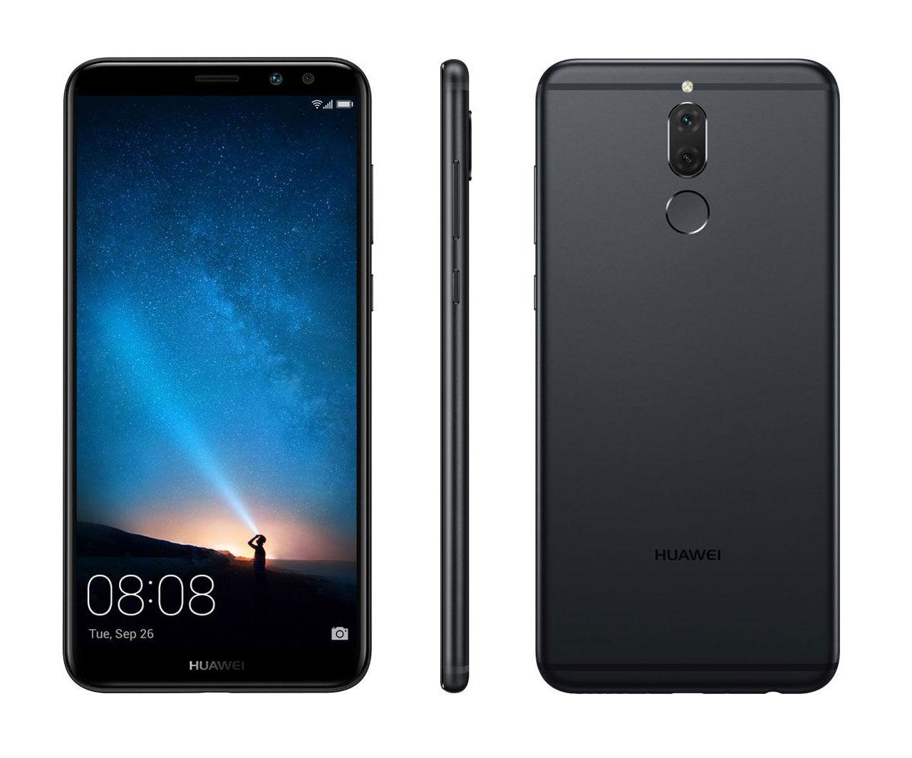 Huawei Mate 10 Lite kommer till Sverige