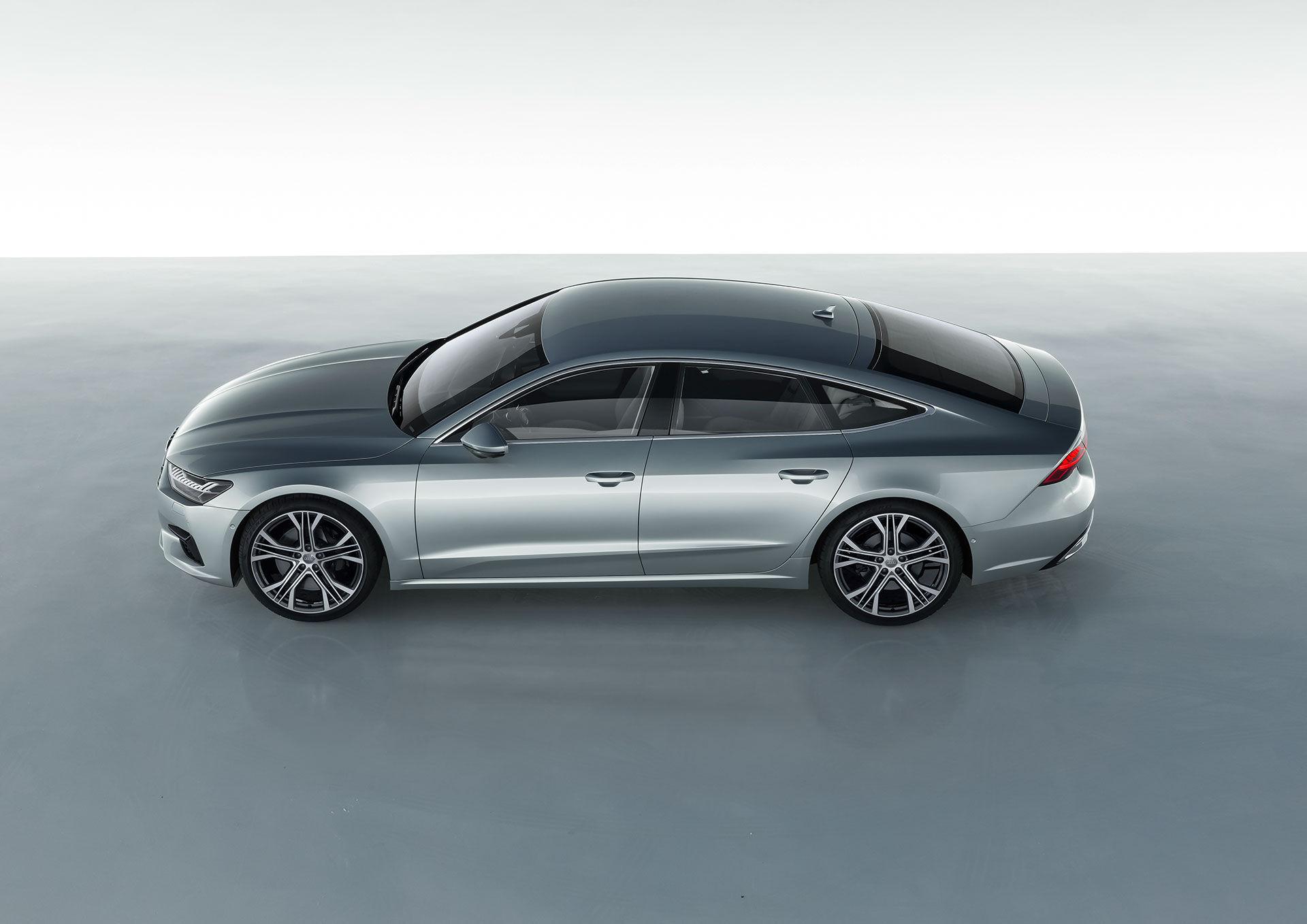 Det här är nya Audi A7!