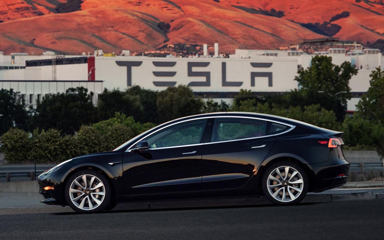 Consumer Reports betygsätter Tesla Model 3