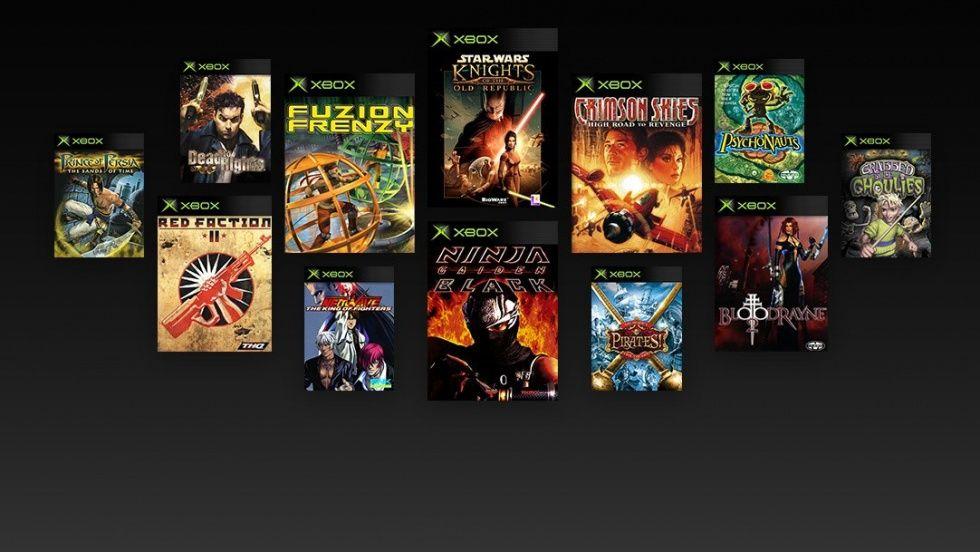 <del>Snart</del> Nu kan man spela Xbox-spel på Xbox One