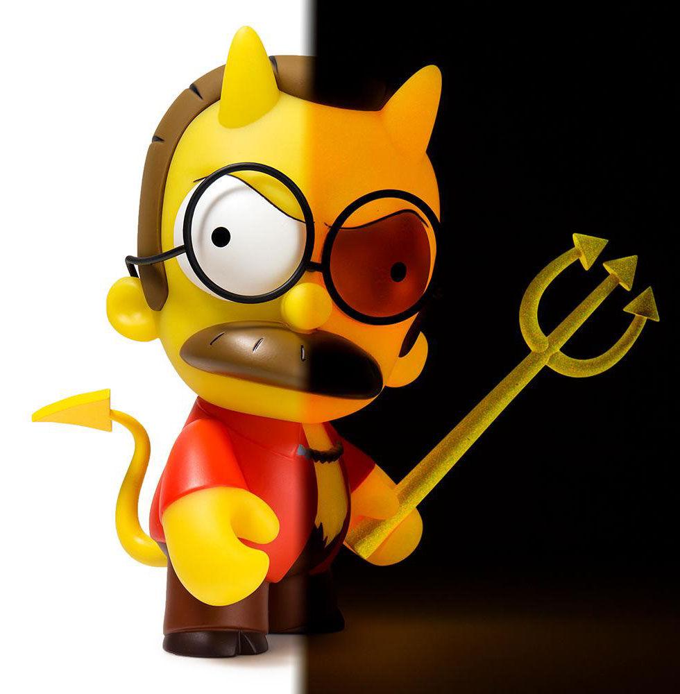 Köp en elak Ned Flanders
