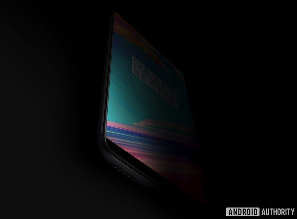 Teaserbild för OnePlus 5T