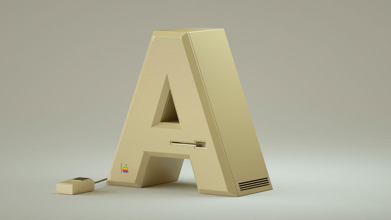 Elektroniktillverkare som alfabetet