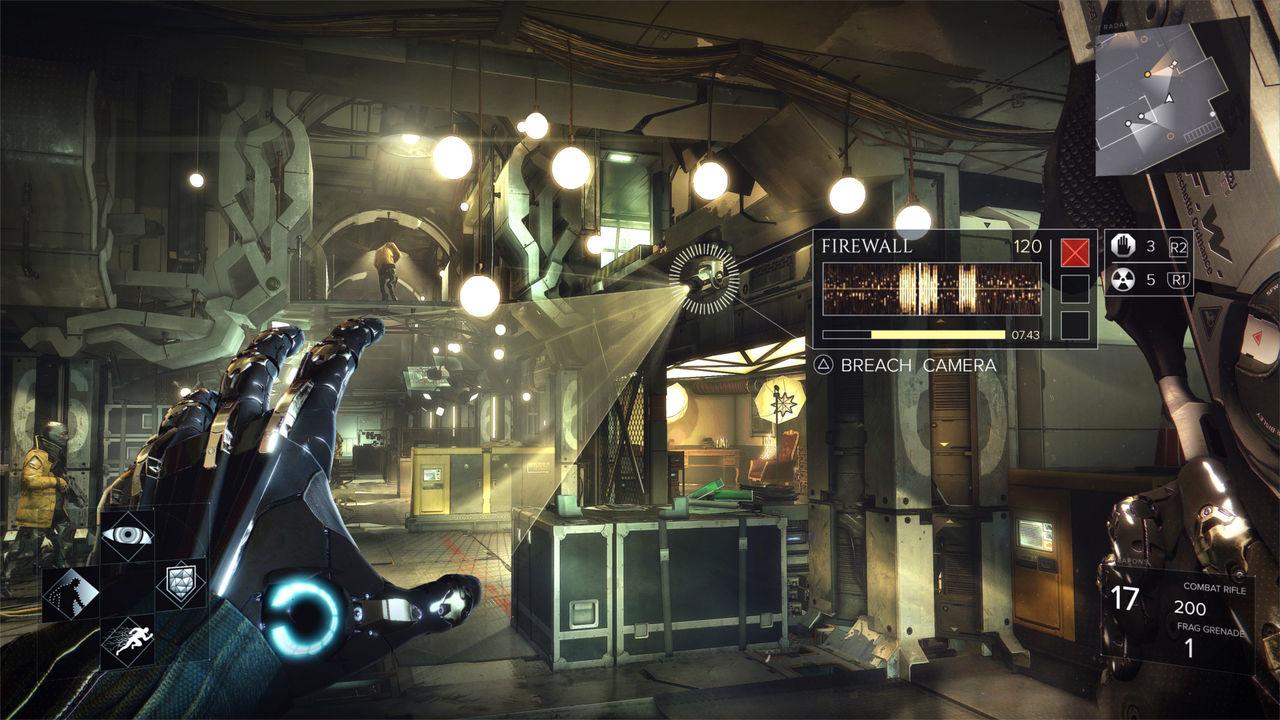 Spela Deus Ex: Mankind Divided gratis