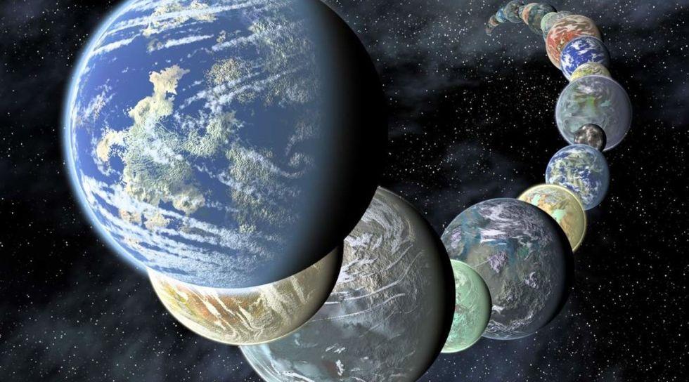 Stjärna som liknar vår sol kan ha käkat upp sina planeter