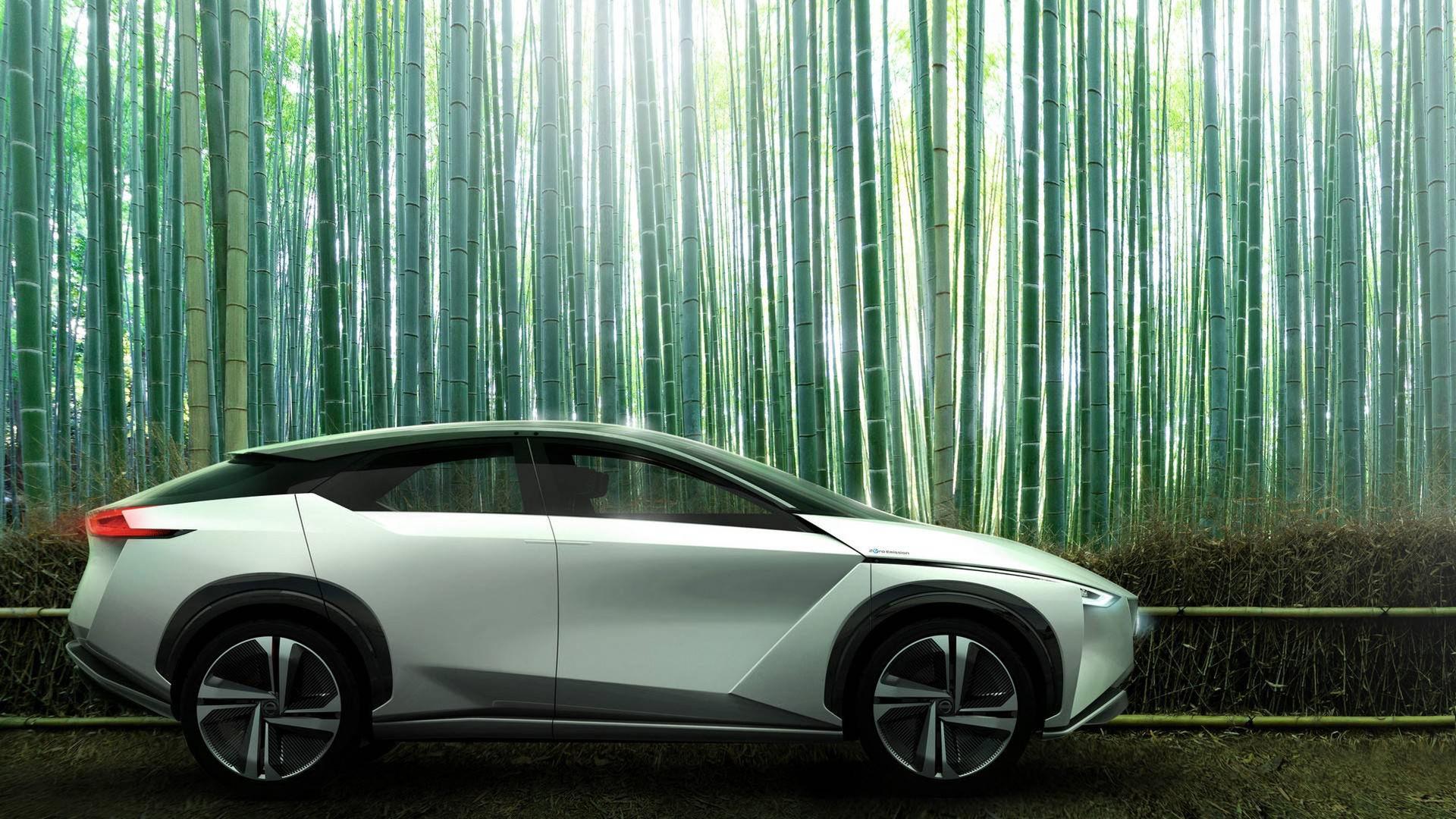 Ny crossover från Nissan gör över 60 mil på en laddning