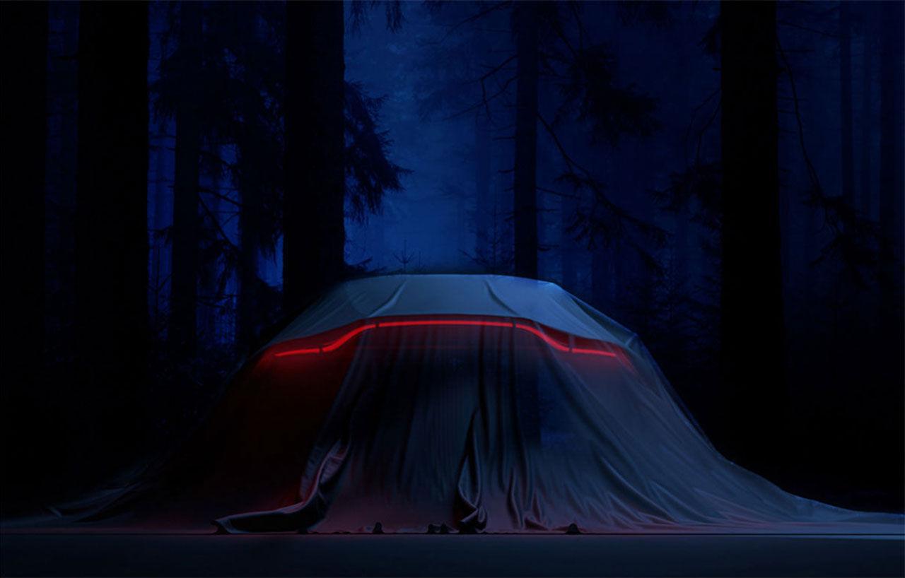 Det här är baken på nya Aston Martin Vantage