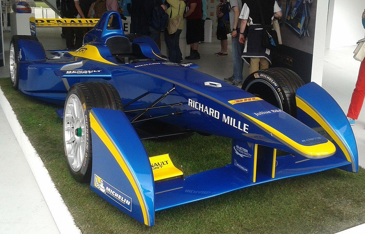 Nissan ansluter sig till Formel E