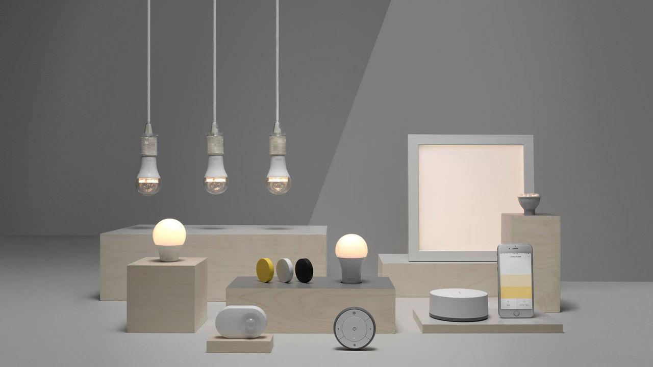 Homekit och Alexa kommer till IKEA Trådfri 1 november