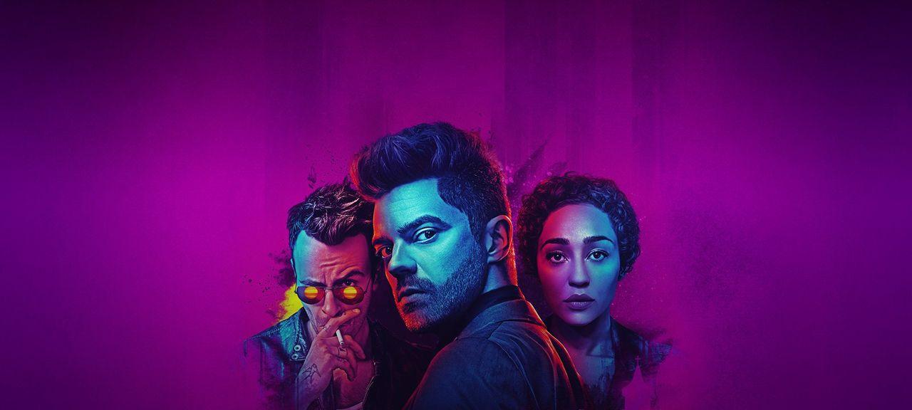 AMC beställer en tredje säsong av Preacher