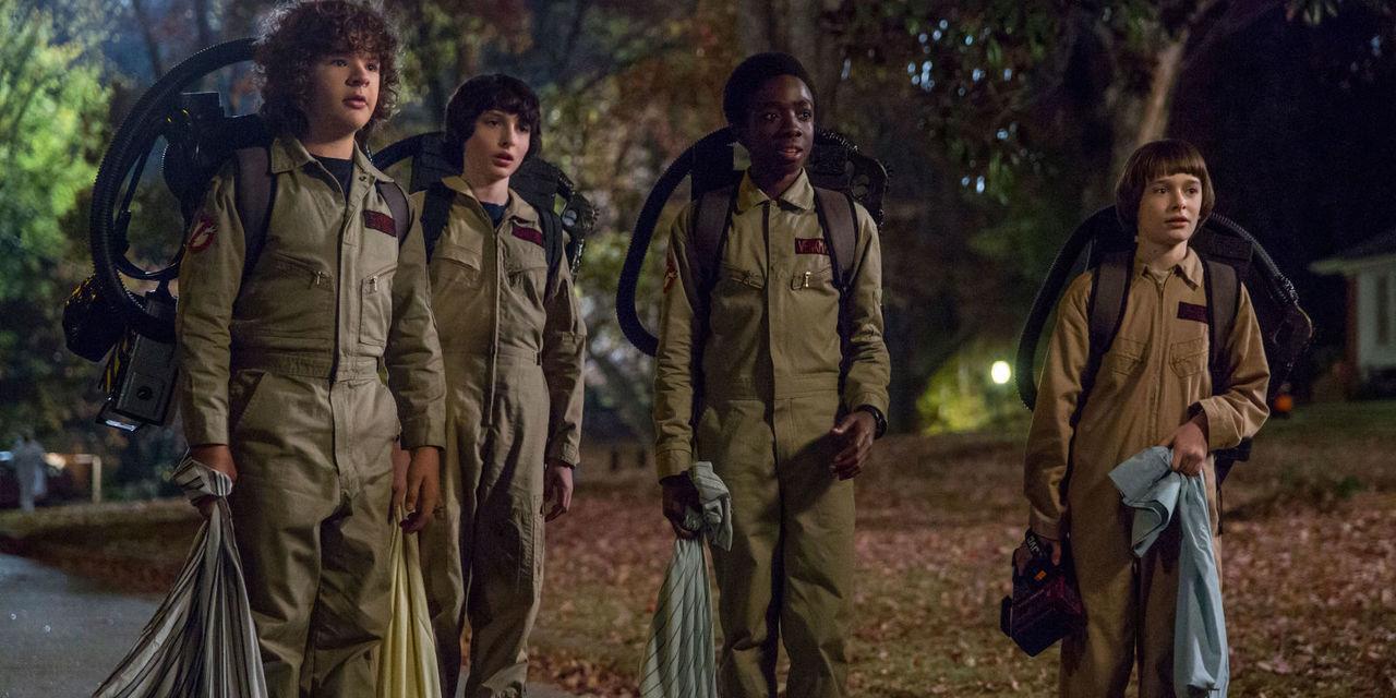 Andra säsongen av Stranger Things är här