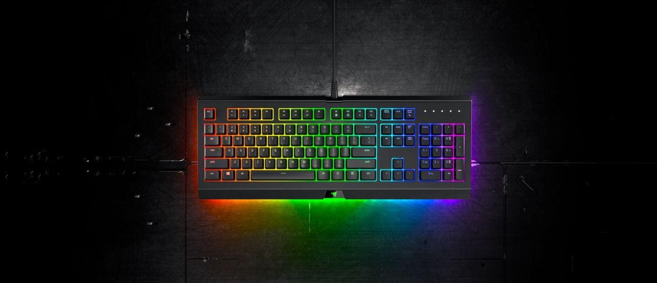 Razer visar upp tangentbordet Cynosa Chroma