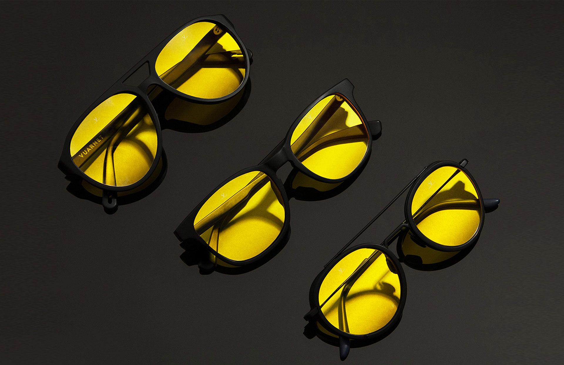 De här brillorna får dig att se bättre på natten