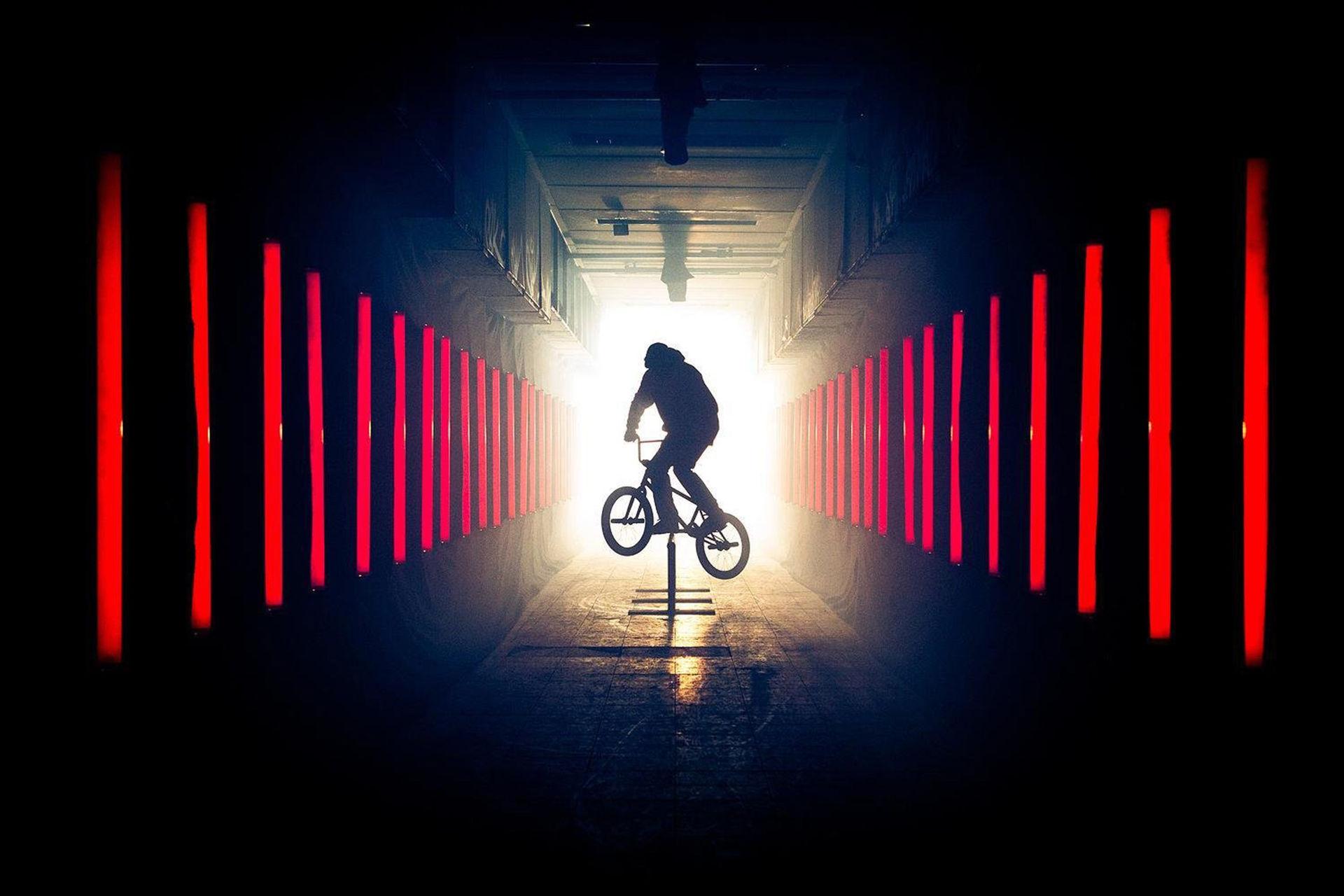 BMX-film med Stranger Things-tema