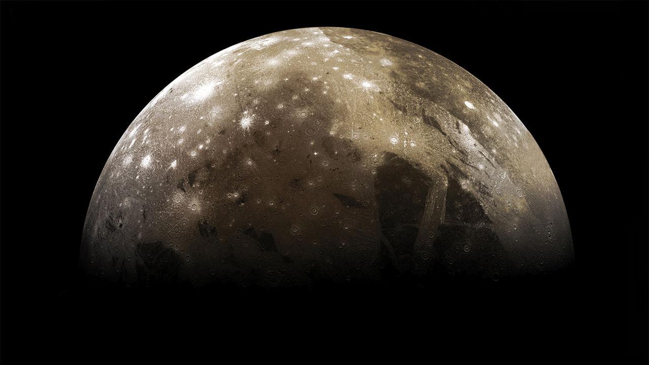 Lyssna på ljud från vårt solsystem