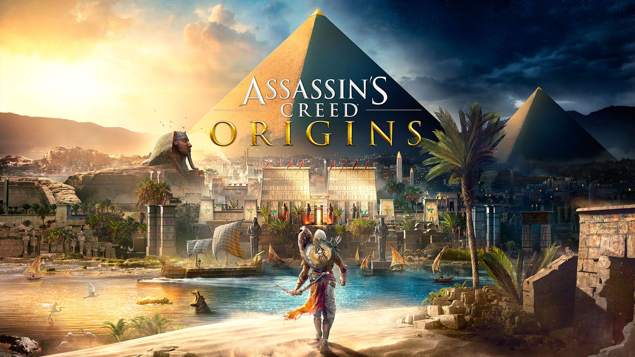Assassin's Creed Origins piratskydd drar en hel del CPU-kraft