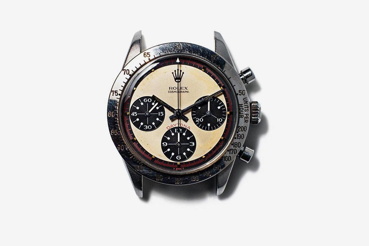 Paul Newmans klocka såldes för rekordsumma