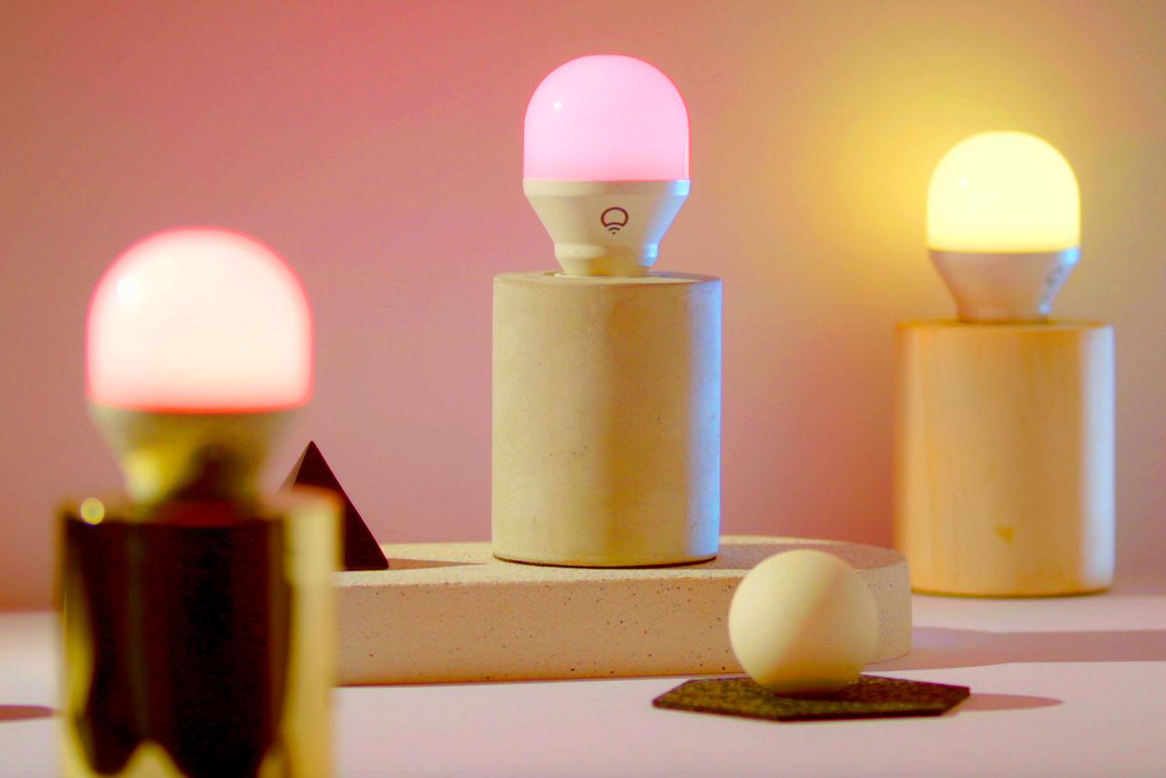 Nu snackar LIFX-lampor med Apple HomeKit