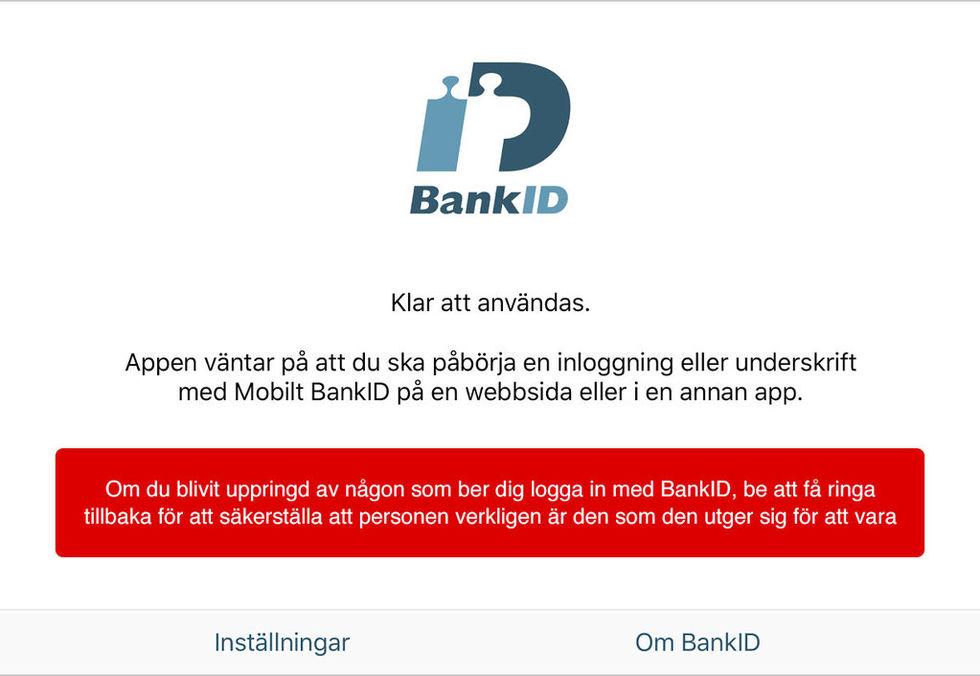 Ett litet förslag till bankerna och Finansiell ID-Teknik