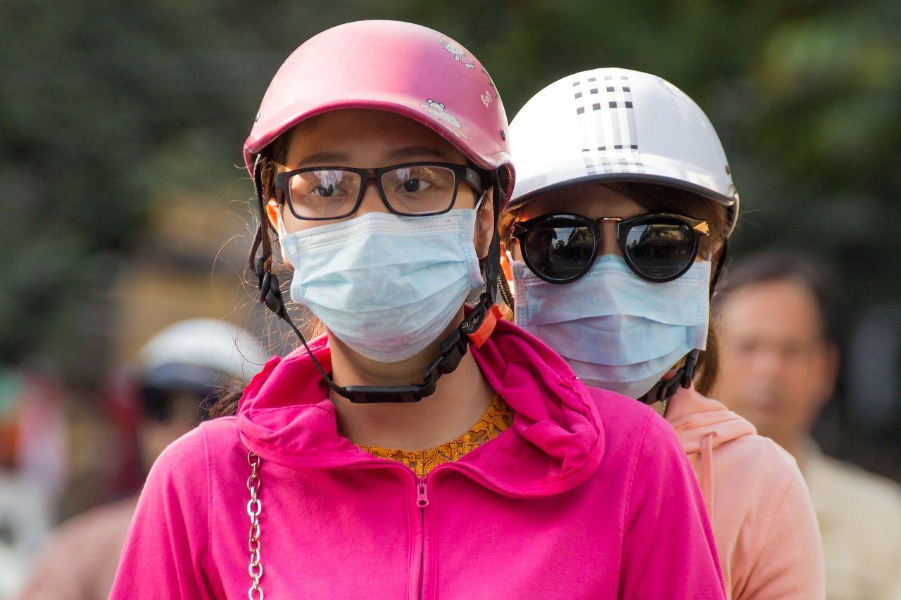 2100 städer i världen har för höga halter av föroreningar i luften