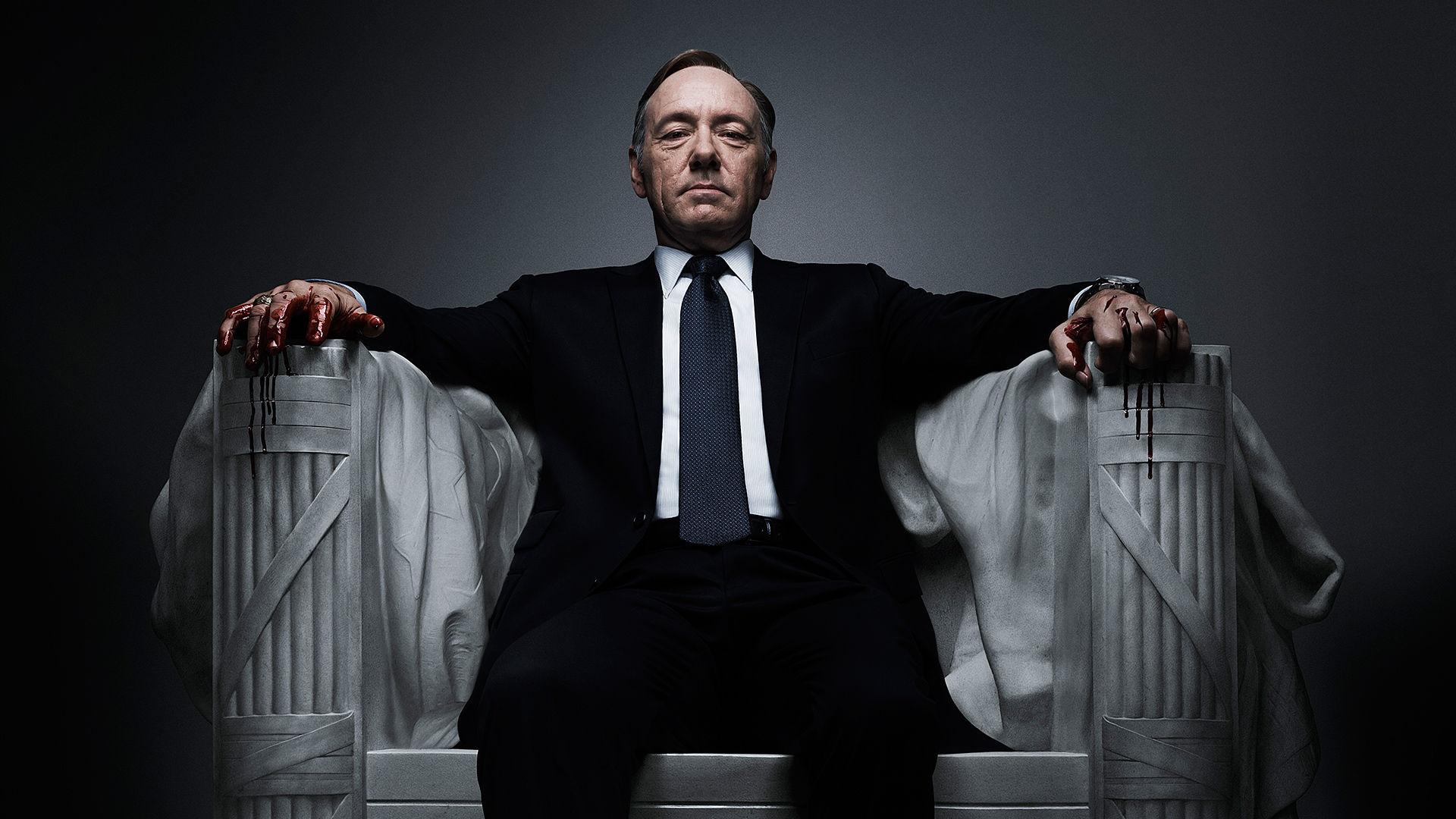 Inspelning av House of Cards sjätte säsong avbryts