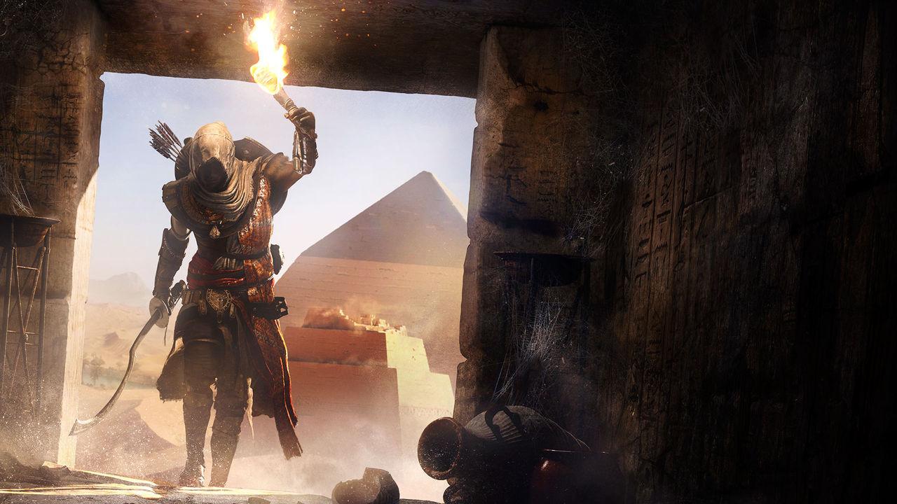 Ubisoft snackar om piratskyddet i Assassin's Creed Origins