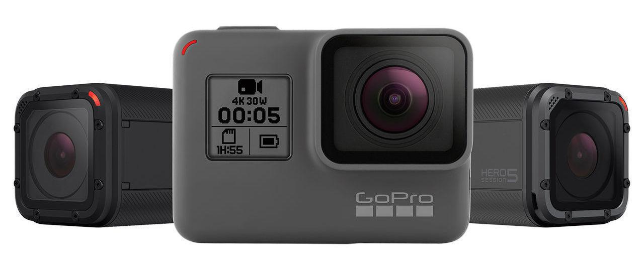 GoPro ska släppa ny instegskamera tidigt nästa år