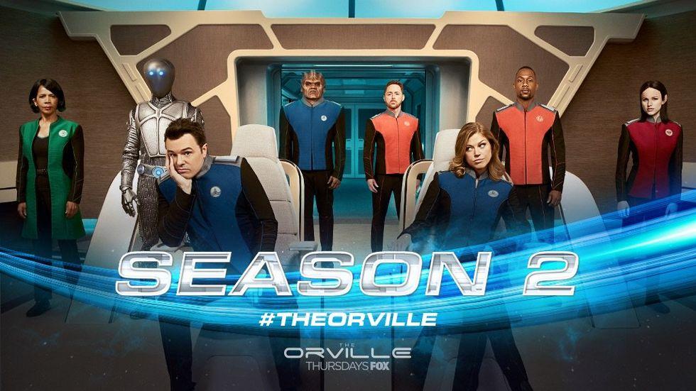 The Orville får en andra säsong