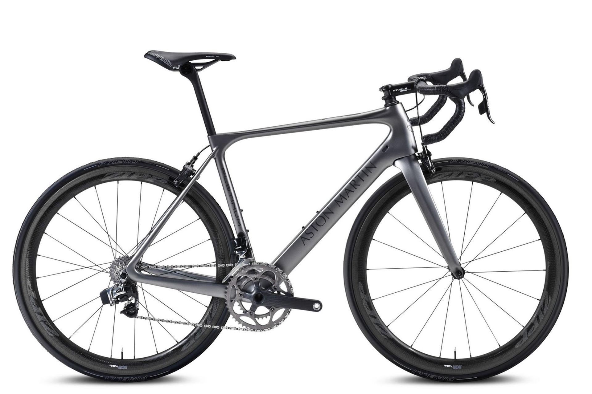 Superlätt cykel från Storck och Aston Martin