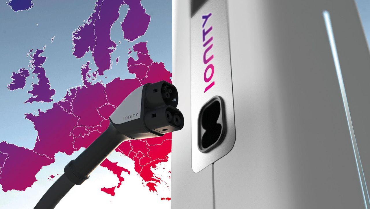Biltillverkare ska bygga laddstationer i Europa
